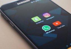 Coisas que você nunca deve fazer nas redes sociais - celular whats 24